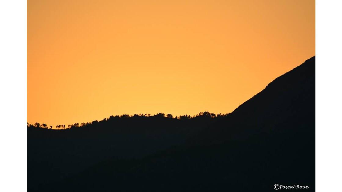 Corse, entre ombres et lumière