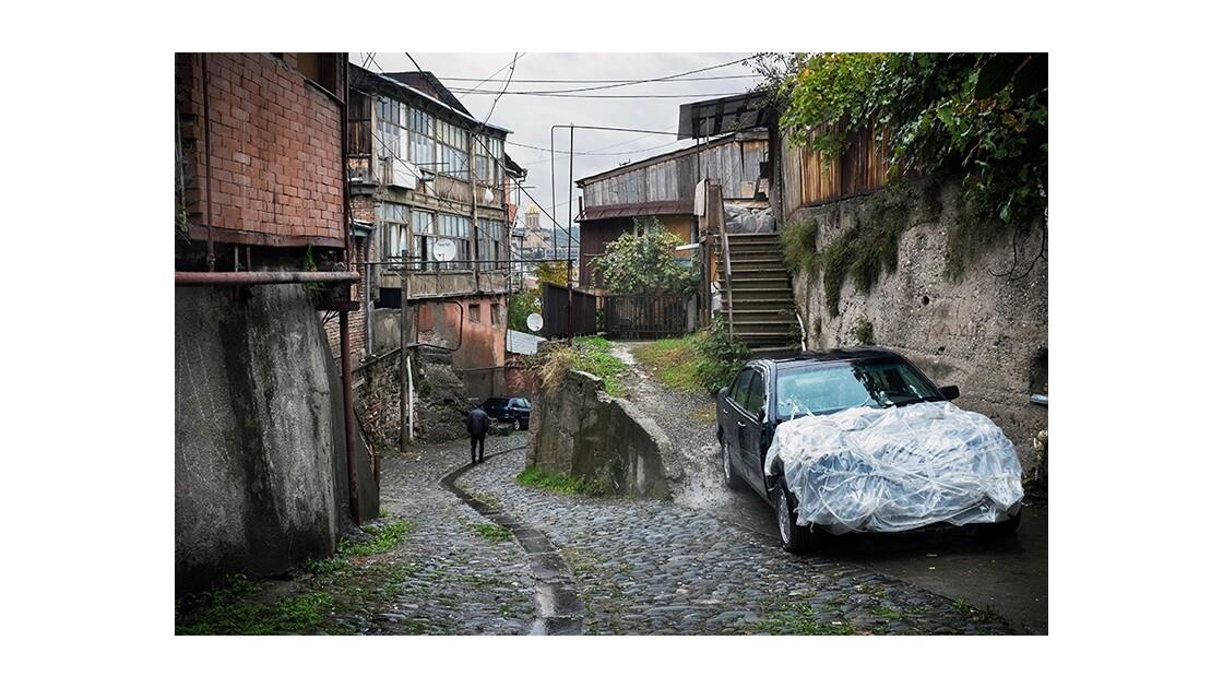 Tbilissi en géorgie