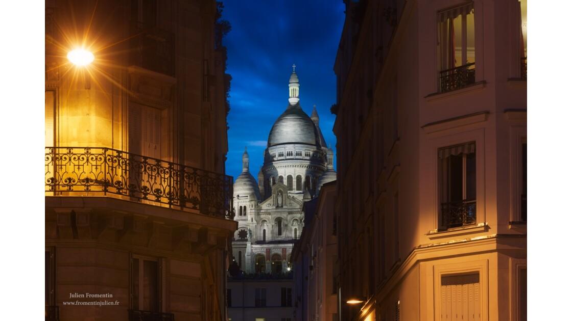Basilique du Sacré-Coeur de Montmartre, Paris