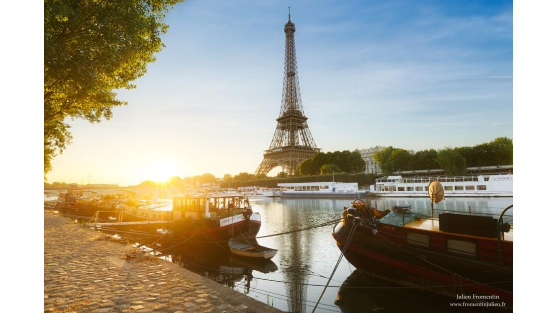 Port Debilly, Paris