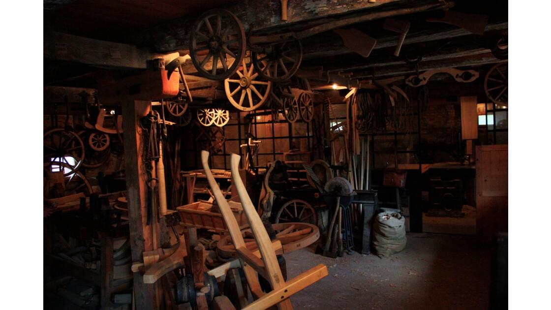 L'atelier du charron