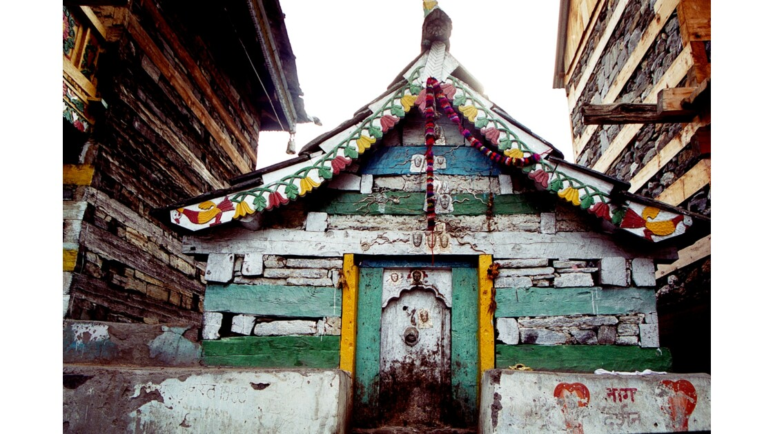 """Le """"KINNAUR"""" (Himachal Pradesh)"""