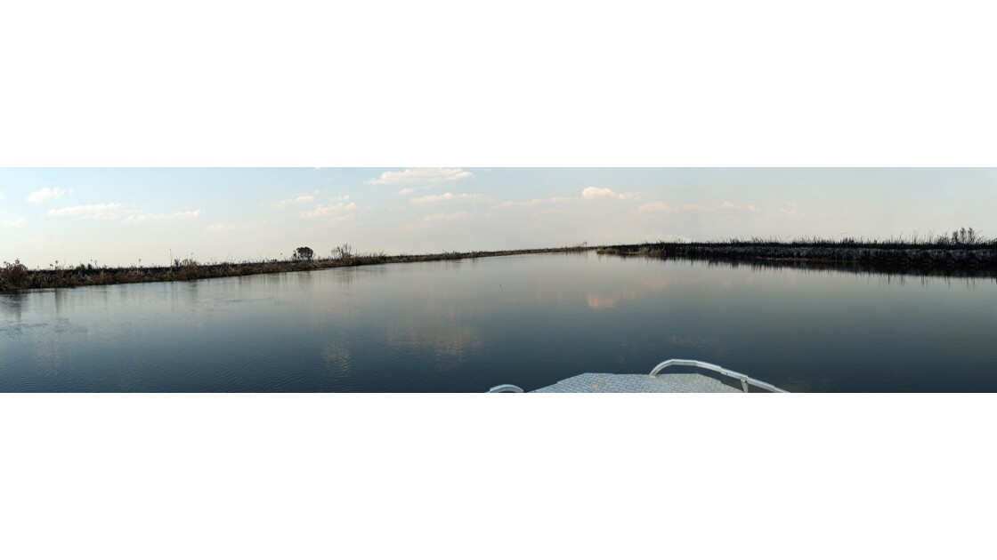 Botswana Delta de l'Okavando 3