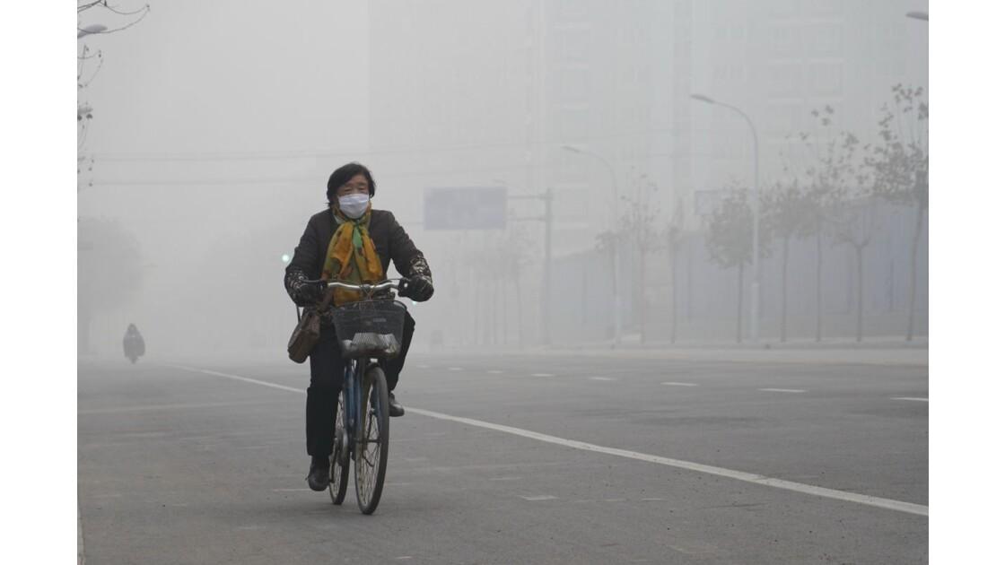 Airpocalypse Pékin