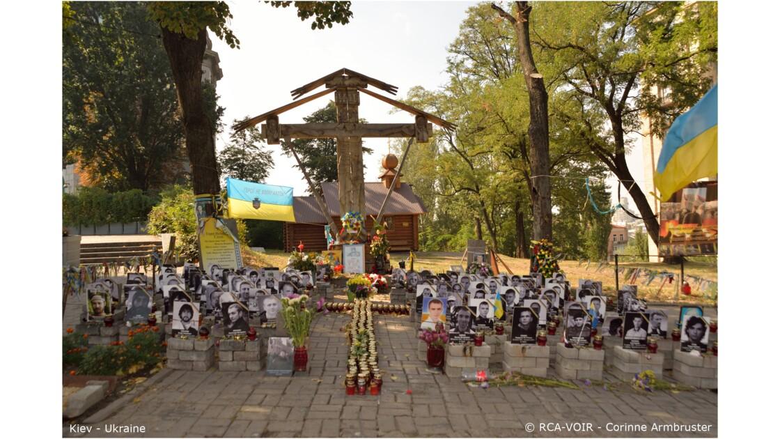 A la découverte de Kiev
