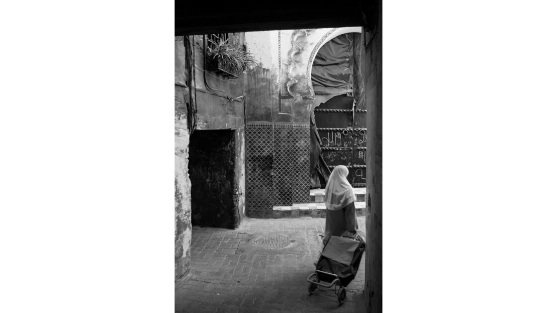 Dans les rues de Marrakech 1