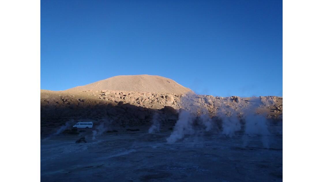 Atacama,Ile de Pâques