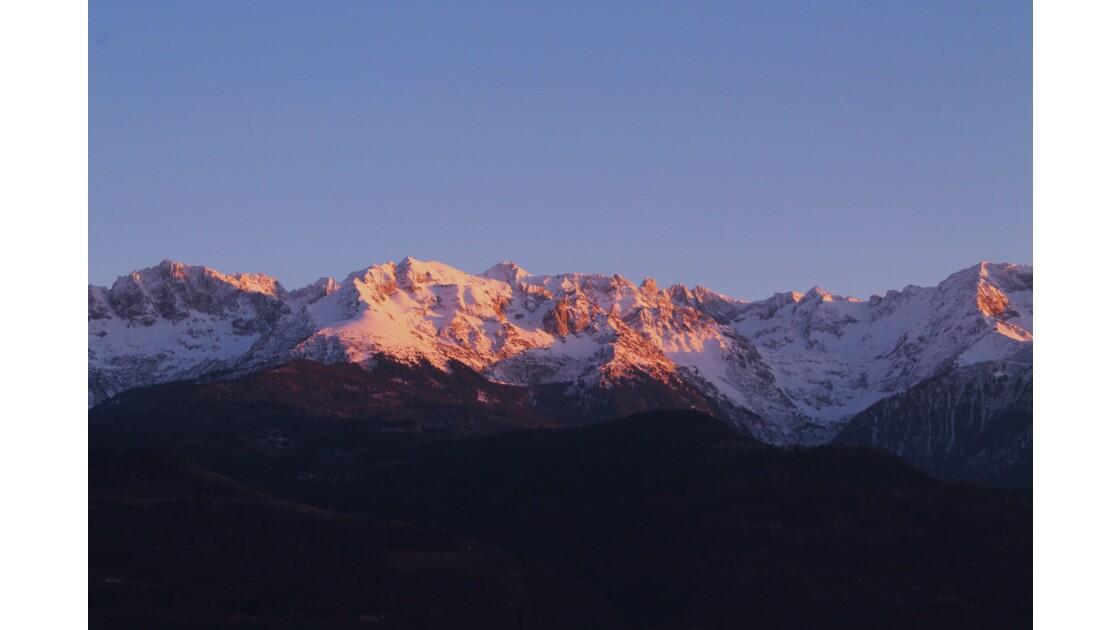 Quand les Montagnes nous parlent ...