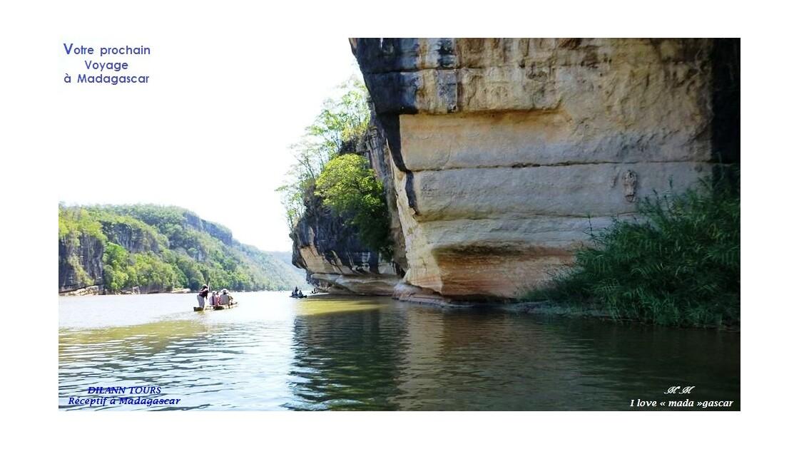 Gorge de Manambolo