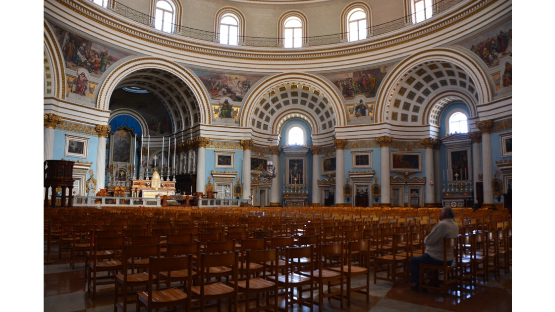 Eglise de Mosta