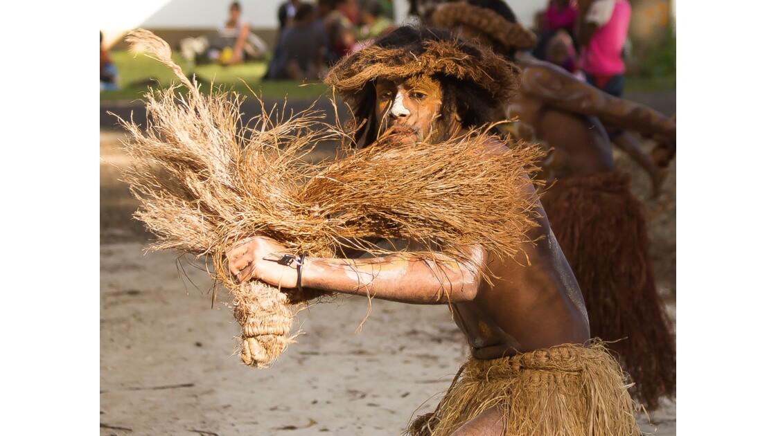 Danseur de l'Ile des Pins