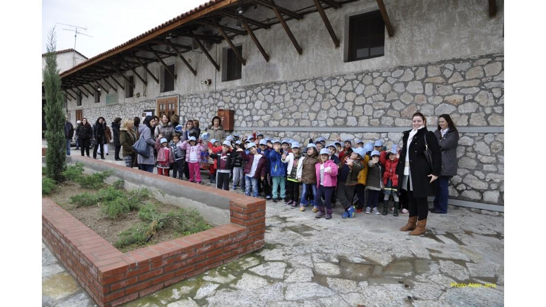 Voyage en Grèce pour les enfants