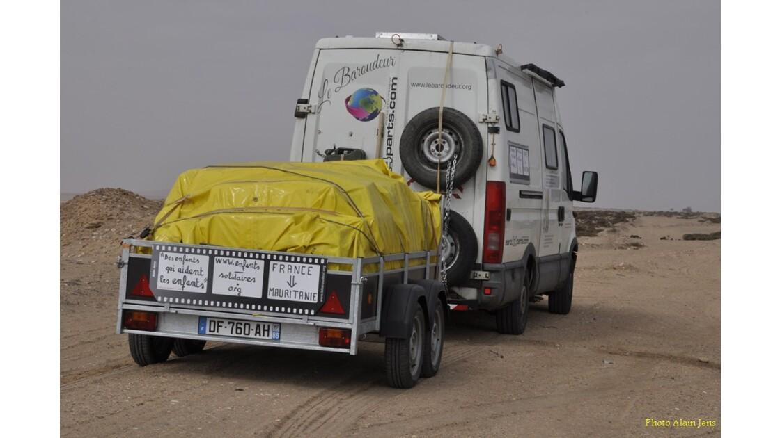 Voyage en Mauritanie pour les enfants