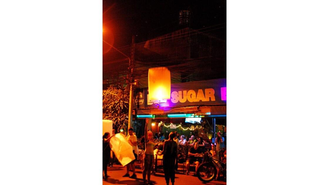 Réveillon du nouvel an Chiang Mai