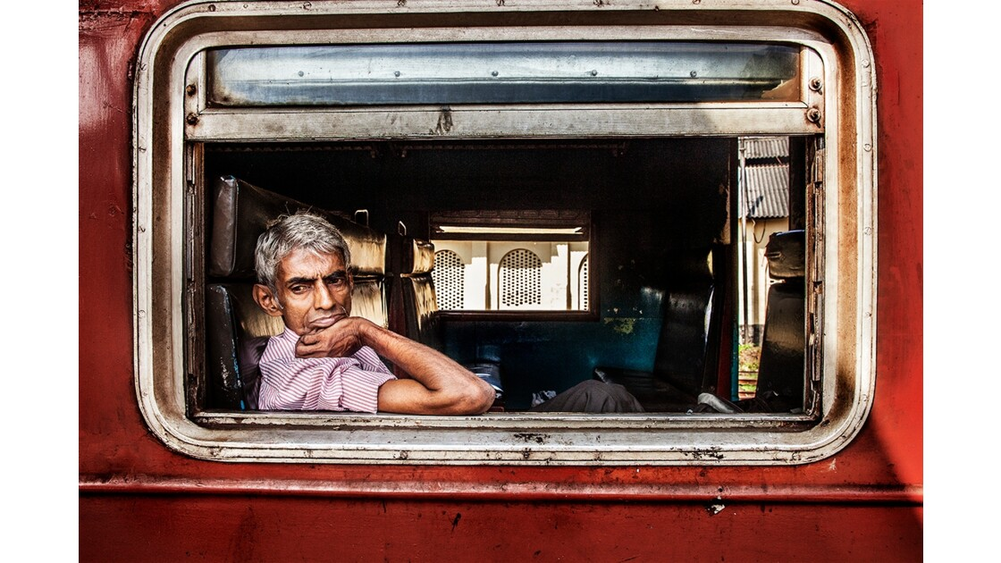 Train Station Galle