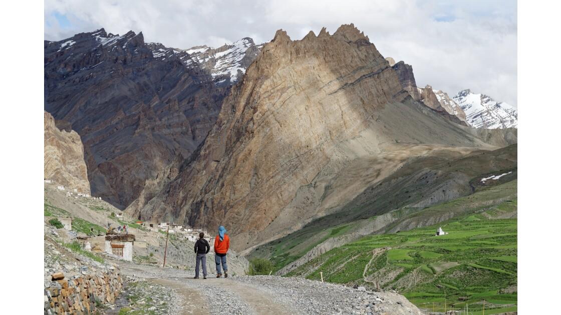 Contemplation au Zanskar
