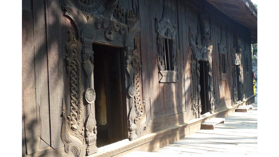 monastère Bogaya à Ava