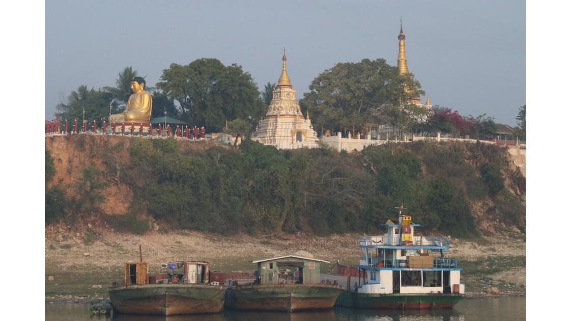 pagode Soon U Ponya Shin à Sagaing