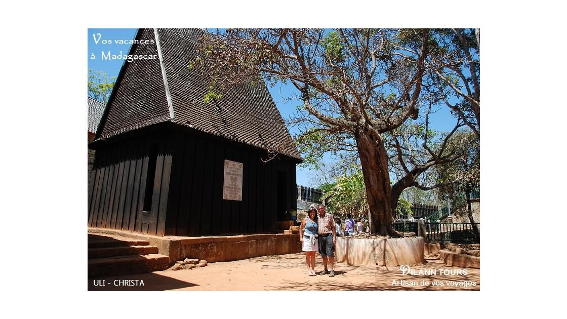 Palais d'Ambohimanga - Palace of Ambohimanga