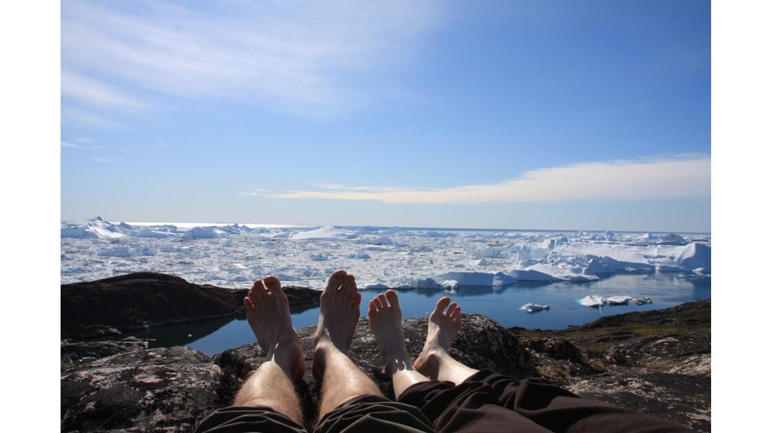 farniénte au Groenland