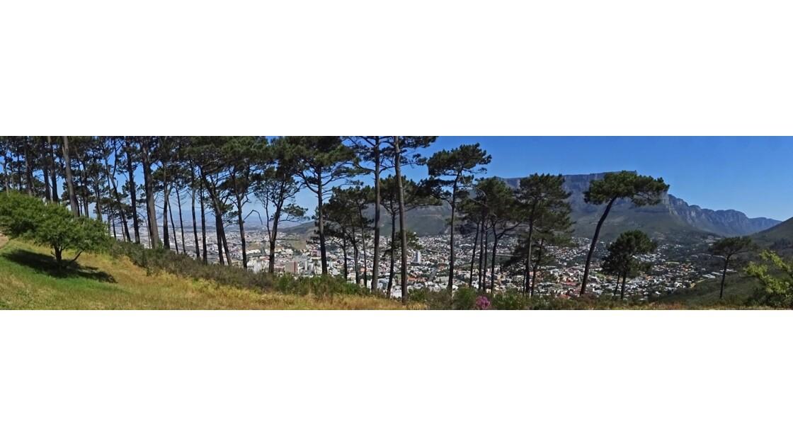 Afrique du Sud Cape Town et Table Mountain