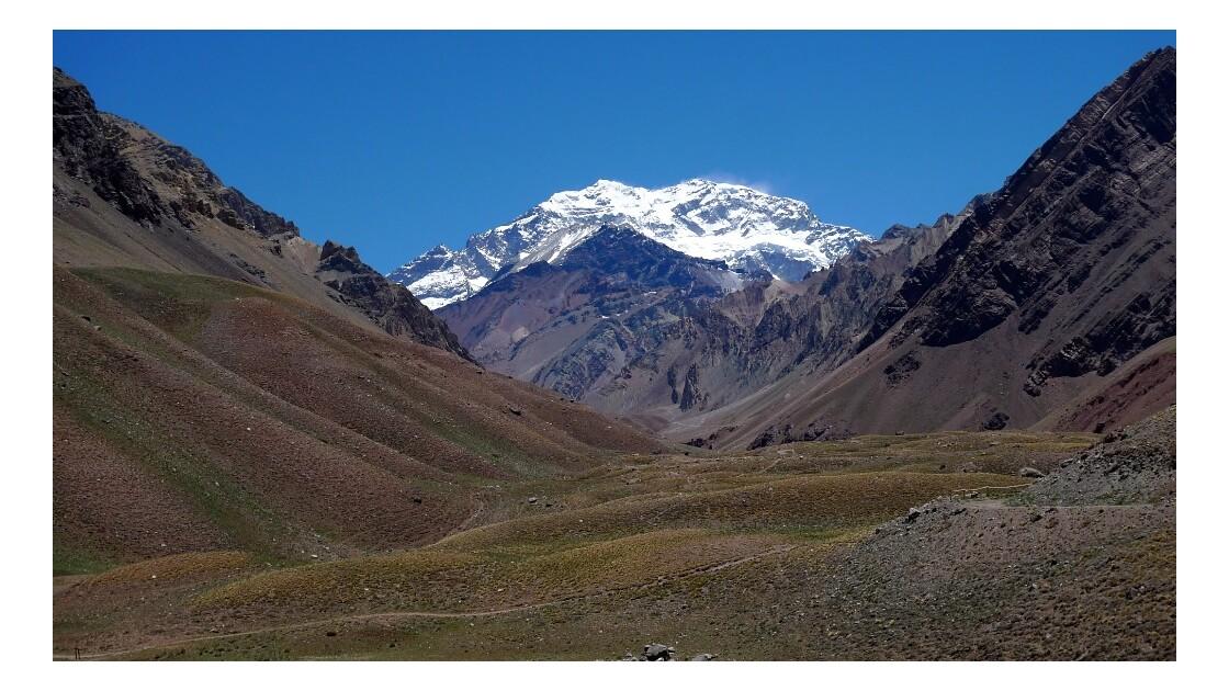Aconcagua, 6962 m