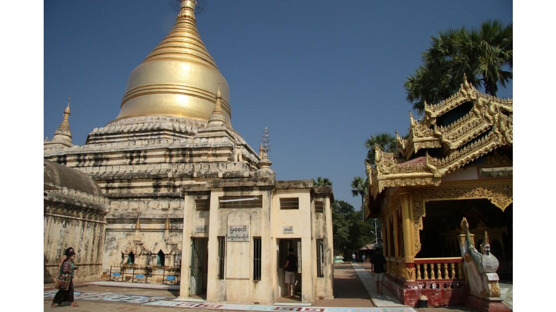 stupa Myazédi