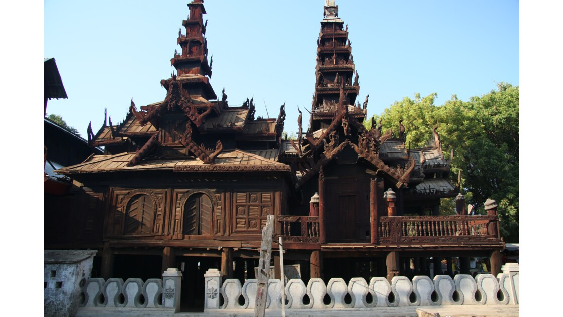monastère Nathtaung Kyaung