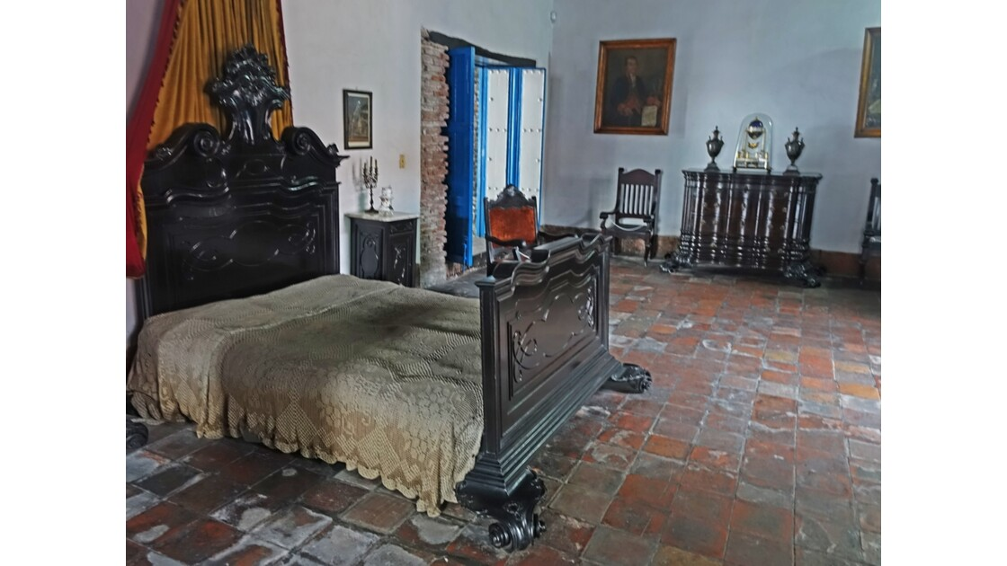 Cuba Santiago Casa D.Velazquez 3