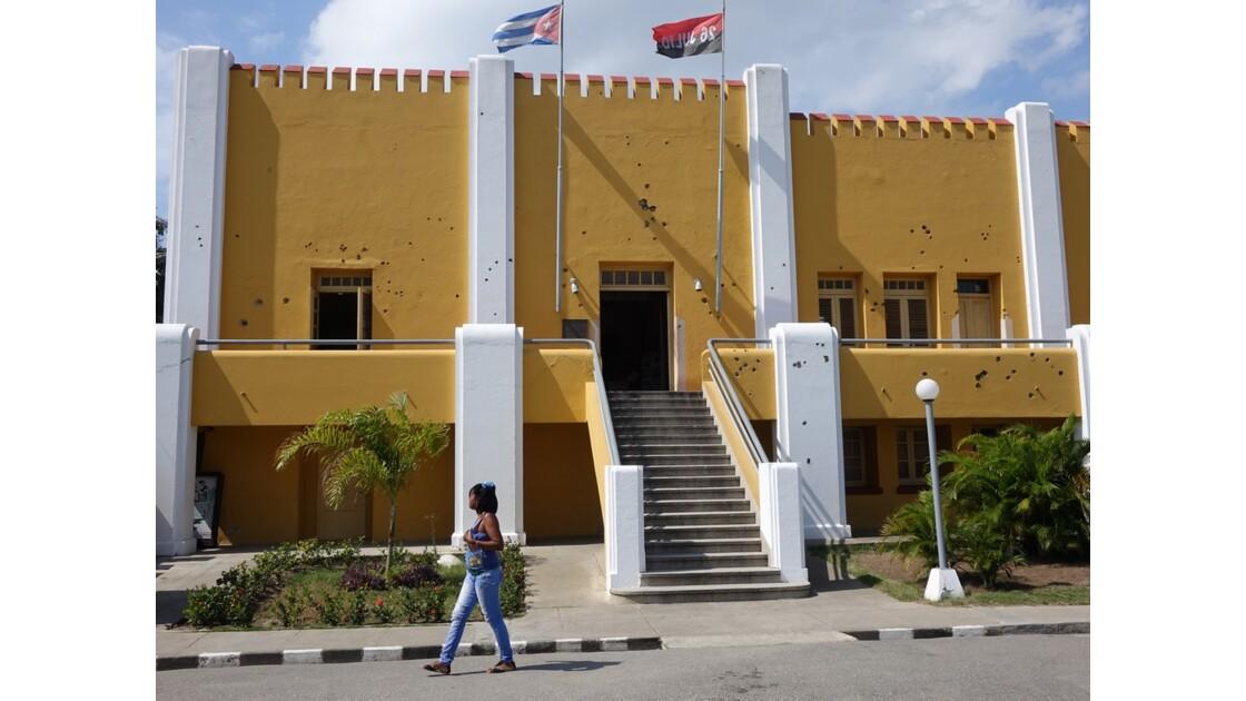 Cuba Santiago Caserne Moncada 2
