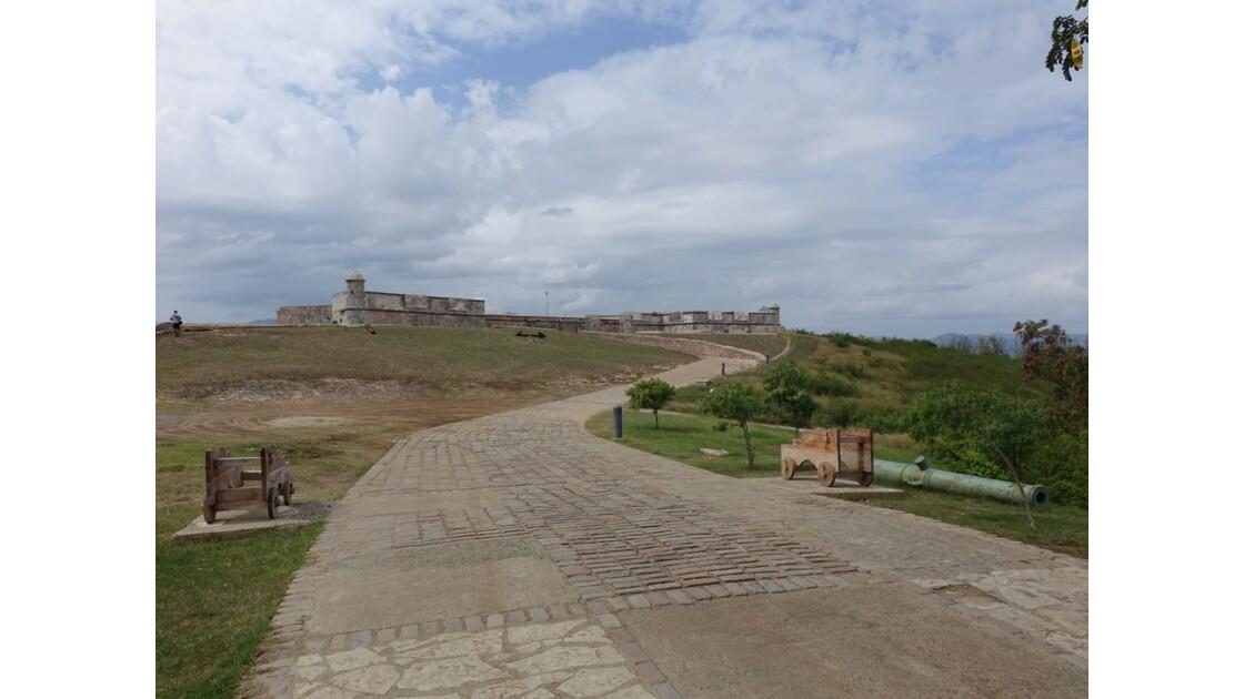 Cuba Santiago Castillo de San Pedro de la Roca d'El Moro 1