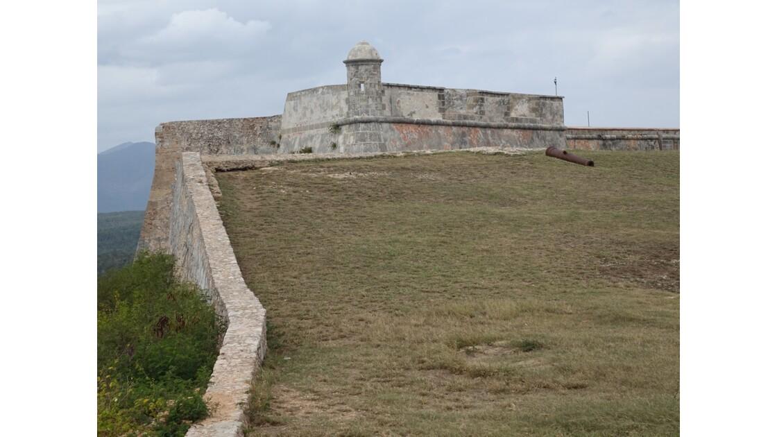 Cuba Santiago Castillo de San Pedro de la Roca d'El Moro 2