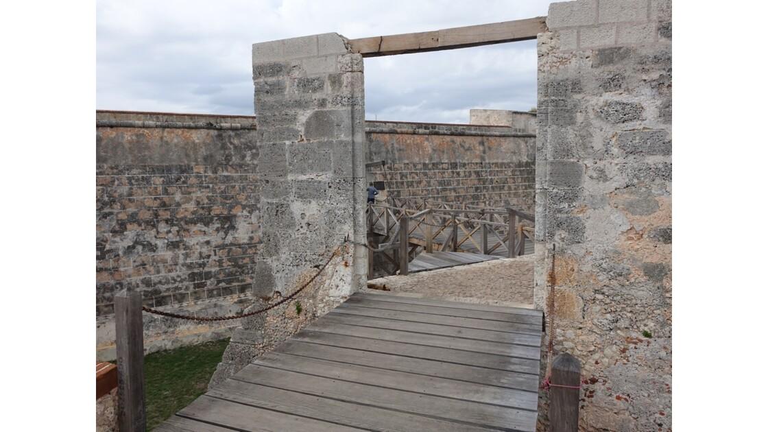 Cuba Santiago Castillo de San Pedro de la Roca d'El Moro 3