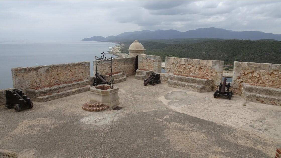 Cuba Santiago Castillo de San Pedro de la Roca d'El Moro 4