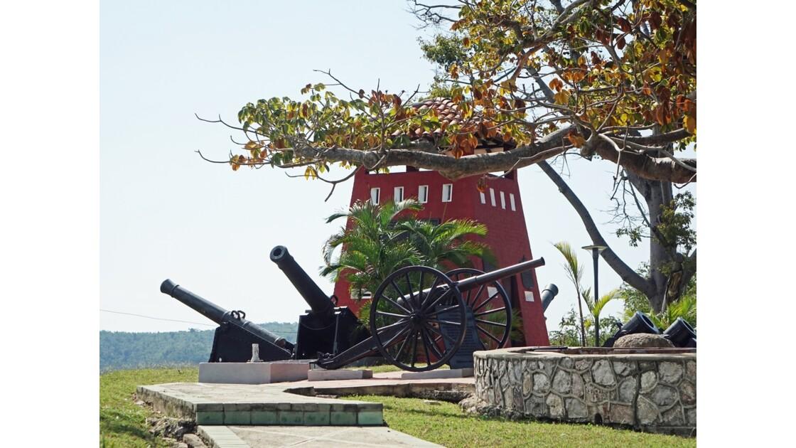 Cuba Santiago Loma de San Juan 4
