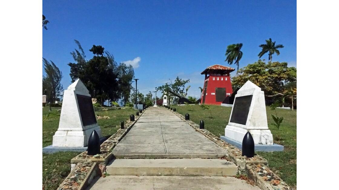 Cuba Santiago Loma de San Juan 1