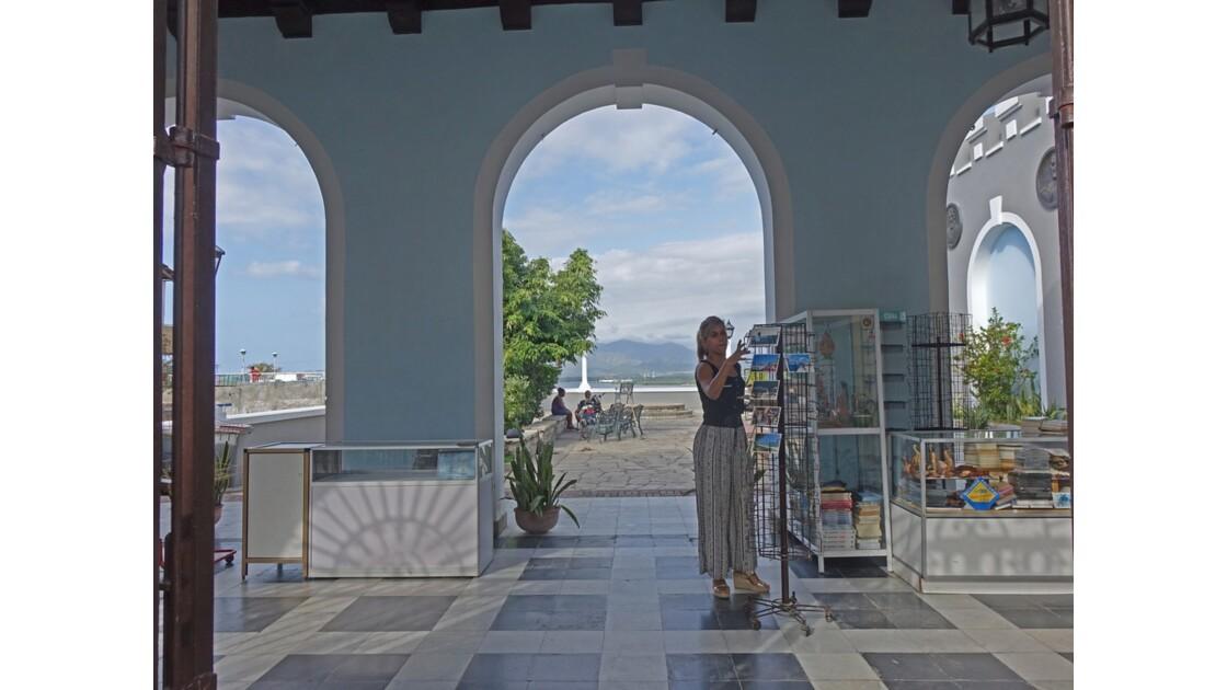 Cuba Santiago Balcon de Velasquez 1