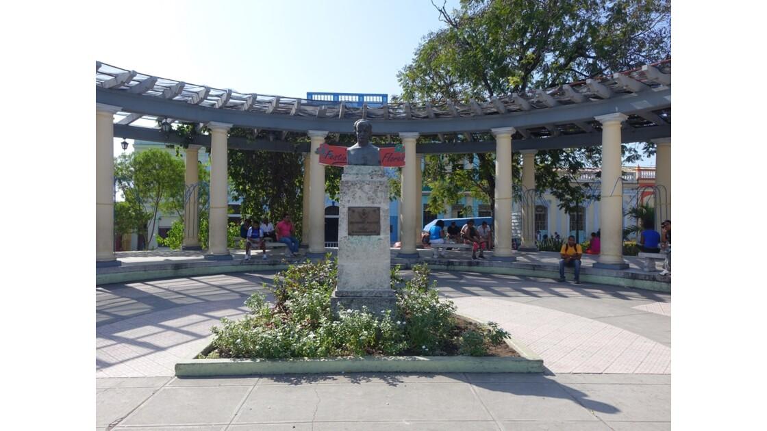 Cuba Santiago Plaza de Marte 3