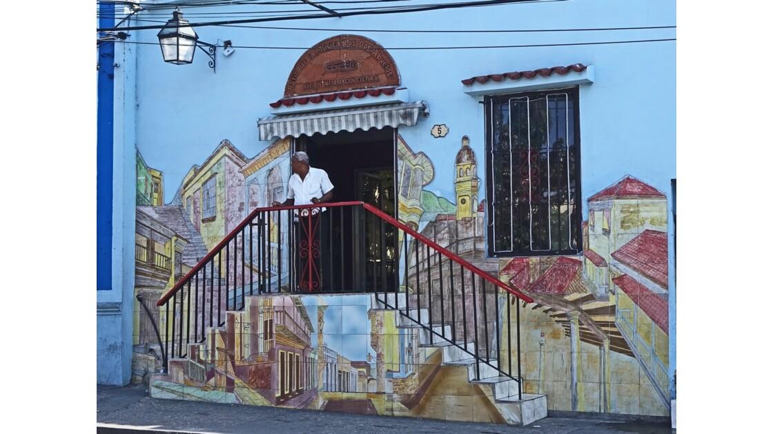 Cuba  Santiago 18 Plaza de Marte 1