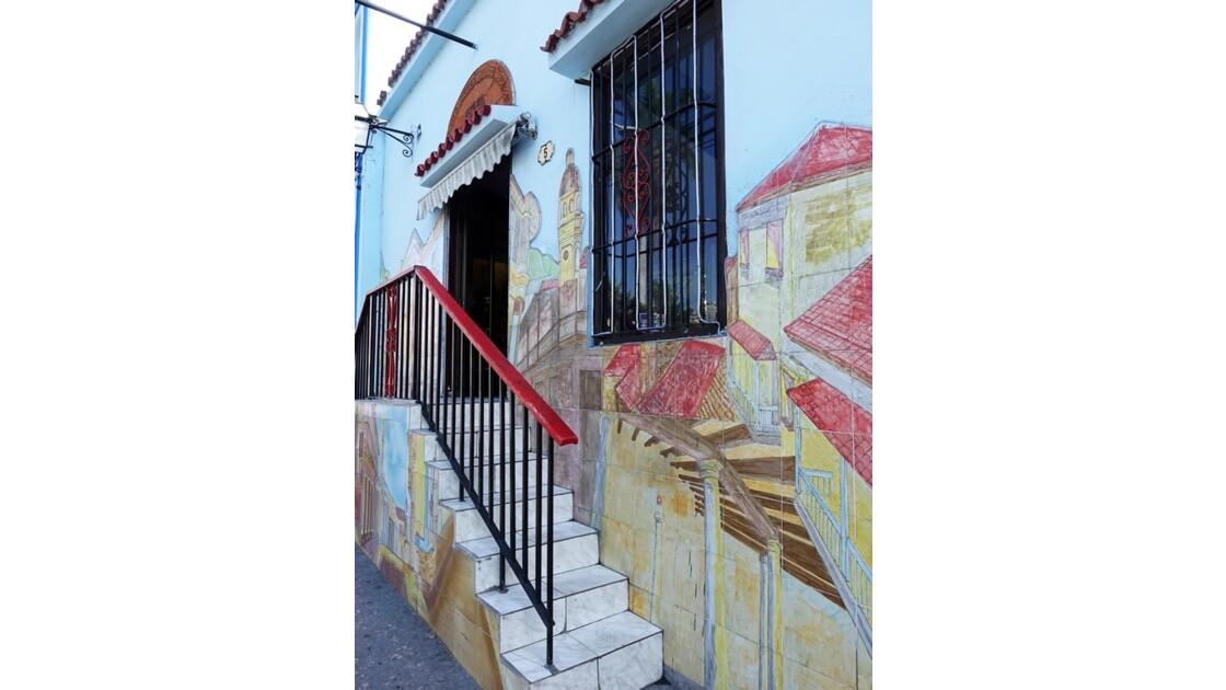 Cuba  Santiago 18 Plaza de Marte 2