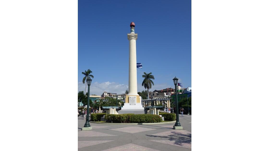Cuba Santiago Plaza de Marte 1