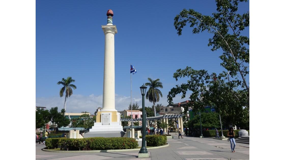 Cuba Santiago Plaza de Marte 2