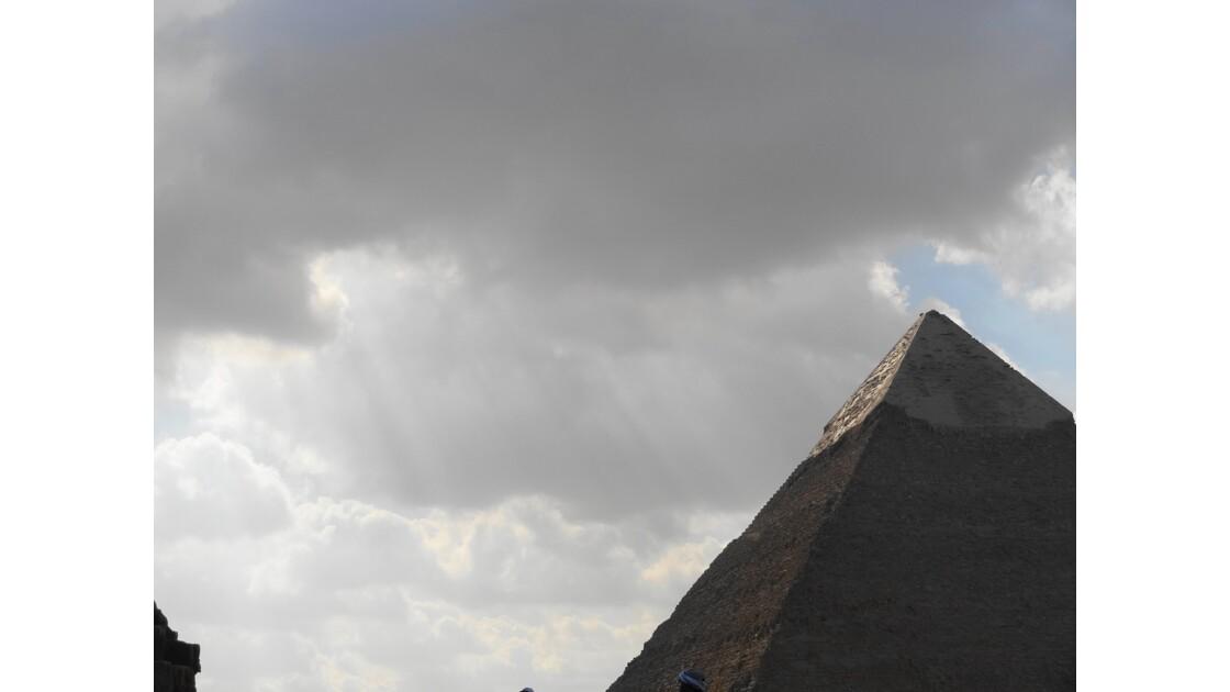 Mystérieuse pyramide