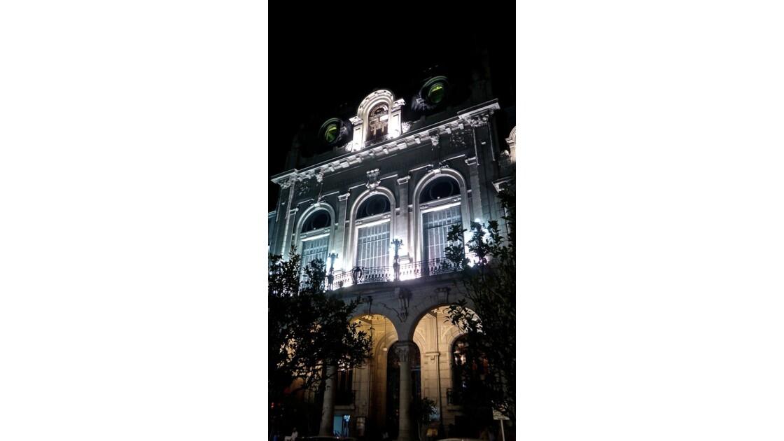 Ville de Salta, nord de l'Argentine