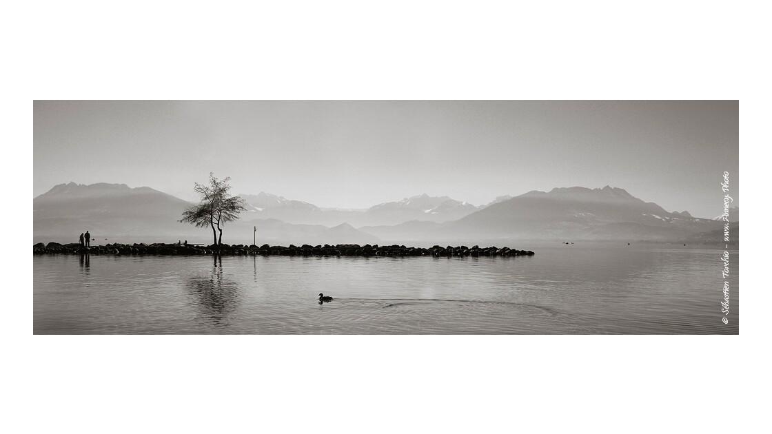 Baie d'Annecy-le Vieux