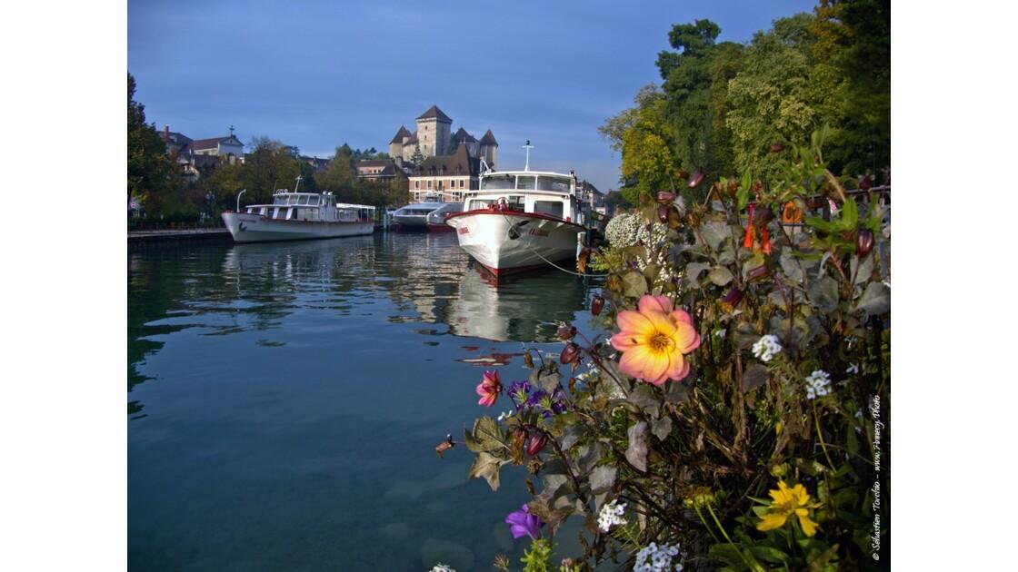 Port du Lac d'Annecy