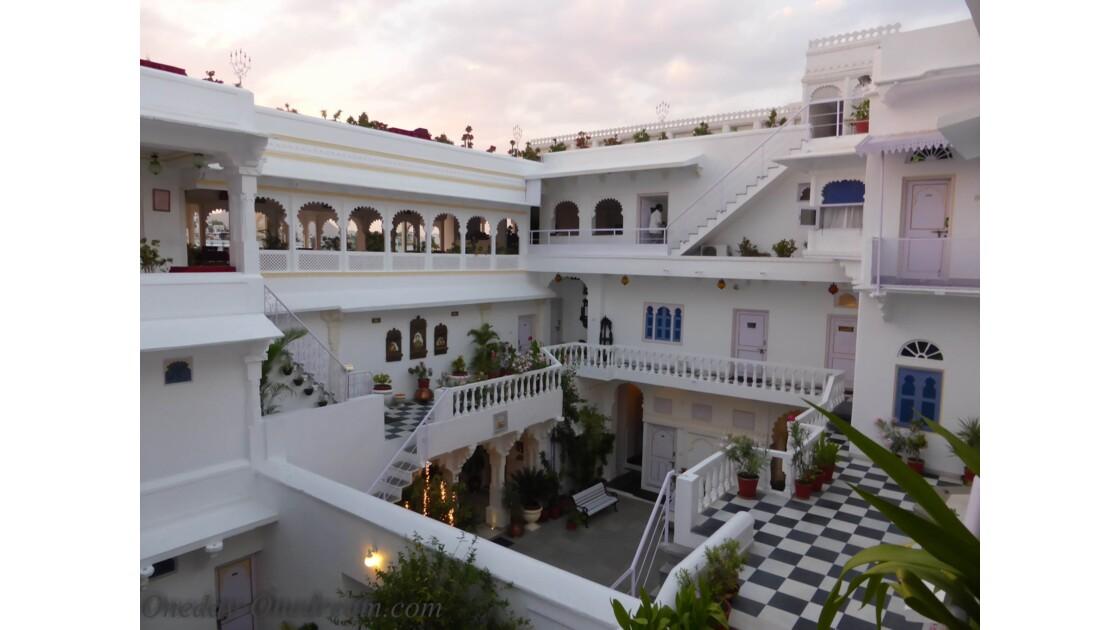 Hôtel Jagat Niwas Palace- Udaipur