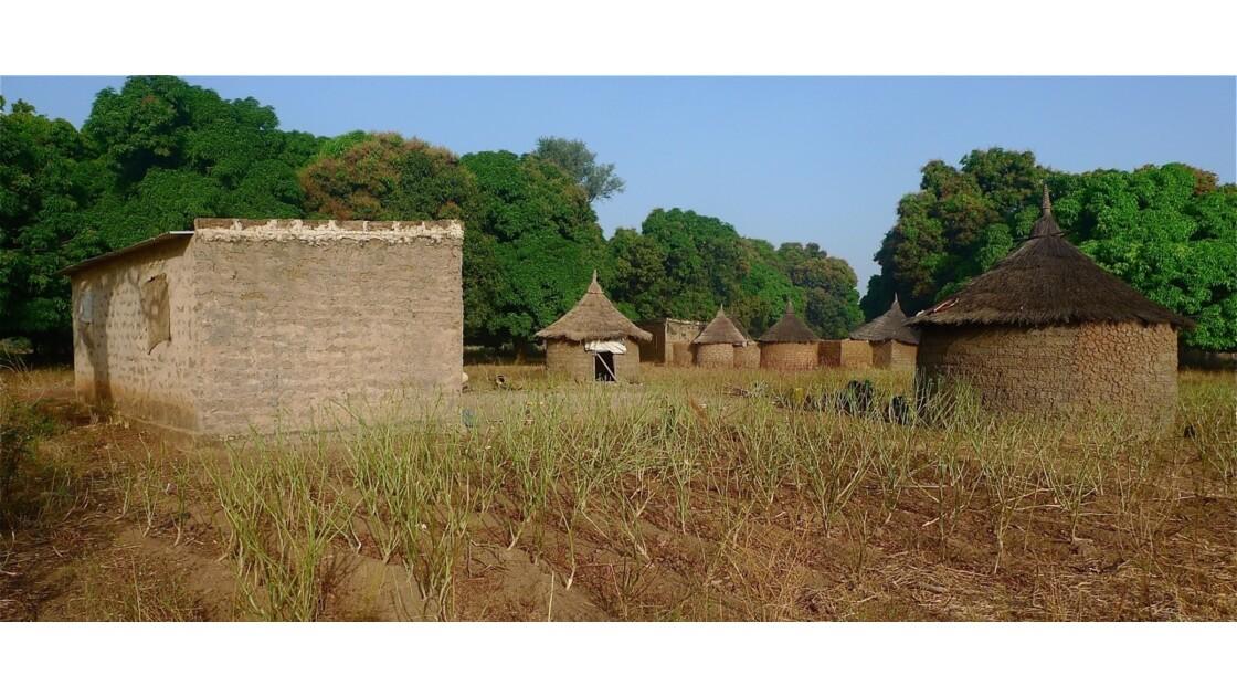 Manguiers et villages
