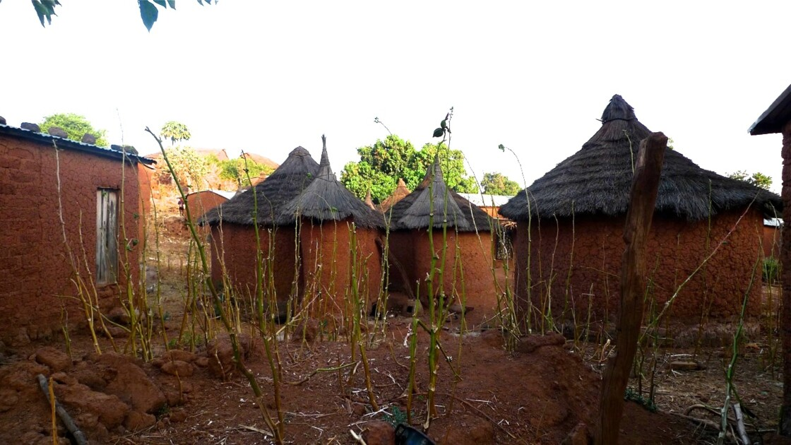 Villages senoufos