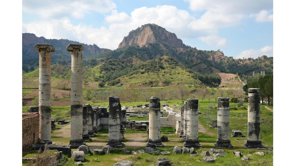 Temple d'Artemis de Sardes (Turquie)